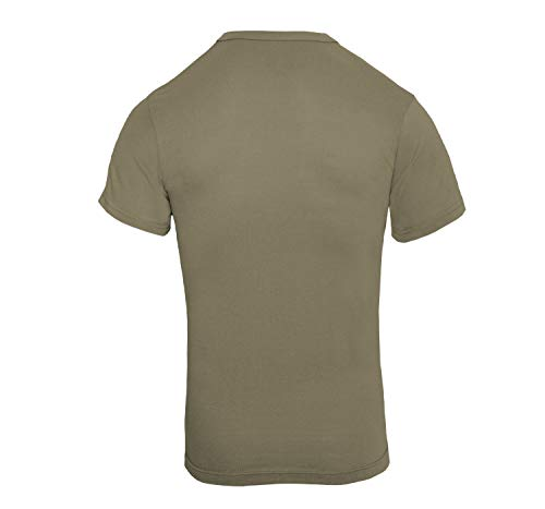 - Rothco AR 670-1 Coyote Brown Army Physical Training T-Shirt, L