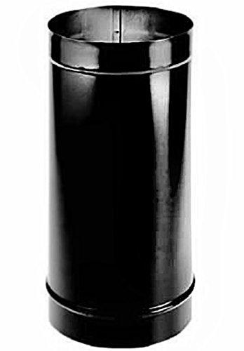 Stove Pipe 6X48 Blk