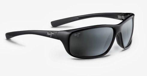 Maui Jim Sunglasses - Spartan Reef / Frame: Gloss Black Lens: Neutral Grey (Glasses 278)