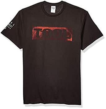 FEA Men's Tool Shaded Box Triple Face Men's T-Shirt,Black,Small