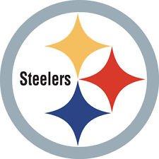 Steelers Sport team Decal Sticker 20 X 20