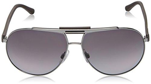 Gabbana RUBBER Gris Polar Gradient Dolce OVER Gunmetal Gray MOLDED DG2119 amp; SCxqw5g