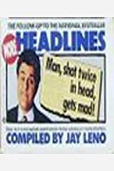 More Headlines by Jay Leno (1990-11-01)