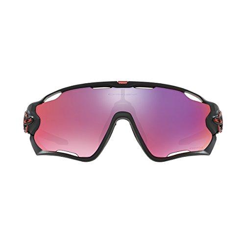 Oakley Sport Lunettes Matte de Jawbreaker Prizmroad Black Noir rzwqrC
