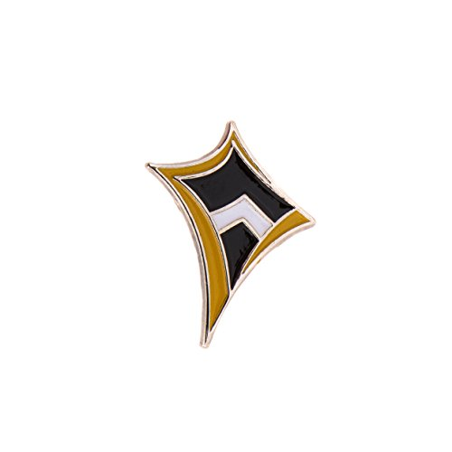 Butterfly Kite Clothing (Kappa Alpha Theta Sorority Kite Symbol Lapel Pin Enamel theta)