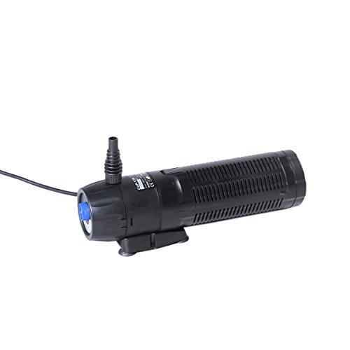 cnz-265gph-pond-pump-with-13w-uv-clarifier-and-fountain-head