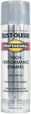 020066751586 - 15 Oz Aluminum Professional High Performance Enamel Spray 7515-838 [Set of 6] carousel main 0
