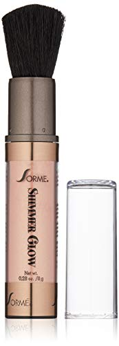 (Sorme' Treatment Cosmetics Shimmer Glow Wand, Rosy, 0.28 oz.)