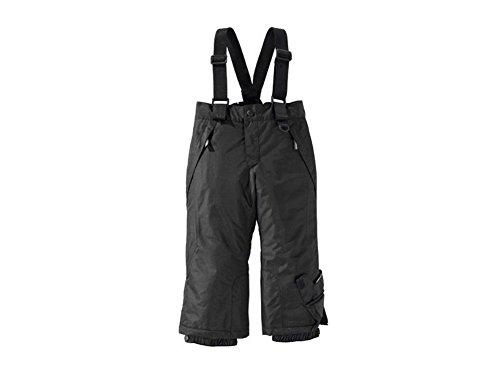 Jungen Skihose 110-116 schwarz