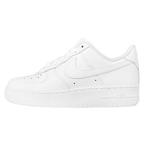 Nike Women's Air Force 1 '07 White/White Basketball Shoe ...