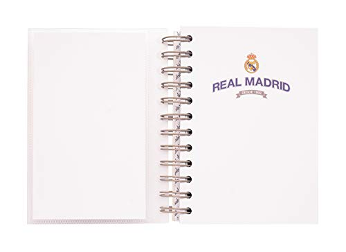 Amazon.com : Real Madrid Daily Planner, Dated Middle School ...