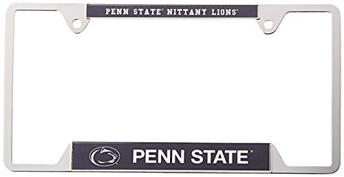 WinCraft NCAA Penn State University Metal License Plate ()