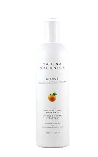 Carina Organics Citrus Daily Moisturizing Body Wash by Carina Organics