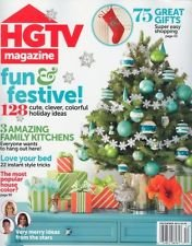 HGTV Magazine December 2012, the most popular house (Most Popular Magazines)