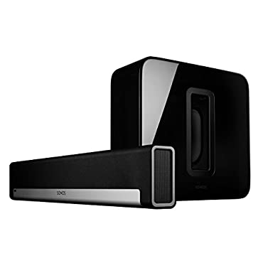 Sonos 3.1 Home Theater System PLAYBAR and SUB Combination