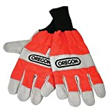 Oregon Chain Saw Safety Gloves