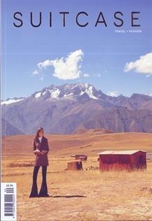 Suitcase Magazine pdf epub