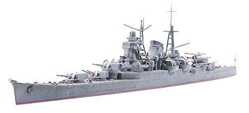Tamiya 1/700 Water Line Series No.342 Japanese Navy Heavy Cruiser three Kuma 31 342 ()