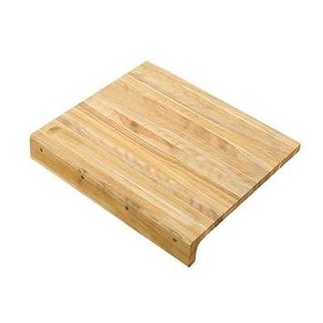 Holz Schneidebrett Zinntheken 18 In. X 16 In., Ideal Für Küche