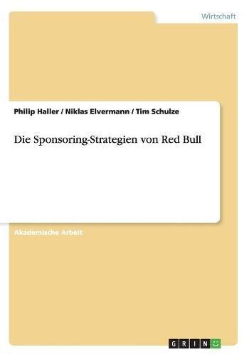 Die Sponsoring-Strategien von Red Bull