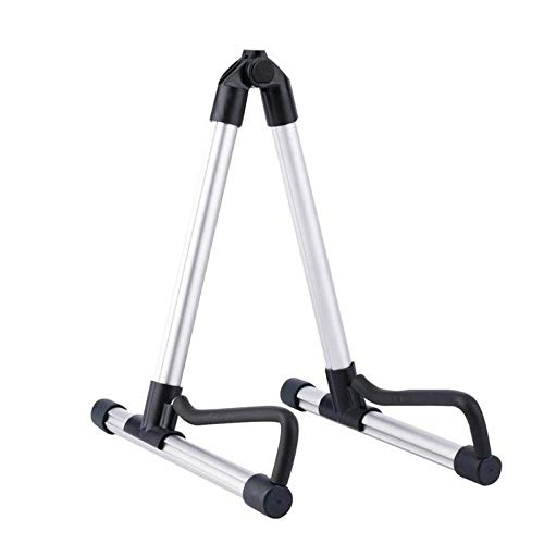 Guitar Stand Professional Electric Guitar Stand Universal Folding Electric Acoustic Bass Stand A-Frame Musical Rack Holder Guitar Accessories Style3