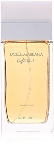 Spray Edt Light Blue D&g (Light Blue Sunset In Salina /D&G Edt Spray 3.3 Oz (100 Ml) (W))