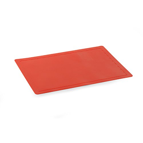 Nordic Ware Silicone Baking Mat, 11.25 -Inch by 16.25 -Inch, ()