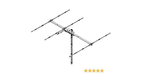 SIRIO SY27-3 ELEMENT BEAM CB 10 m antena direccional cc