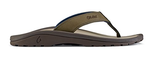 OluKai Ohana Sandals - Men's Husk/Clay low shipping cheap price best store to get for sale deals sale online BPpii0