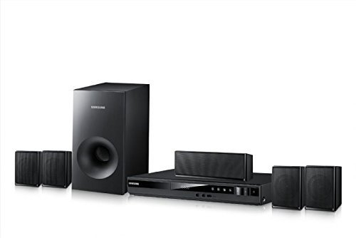 Best of Samsung Electronics HTE350K Home Theater Entertainment System