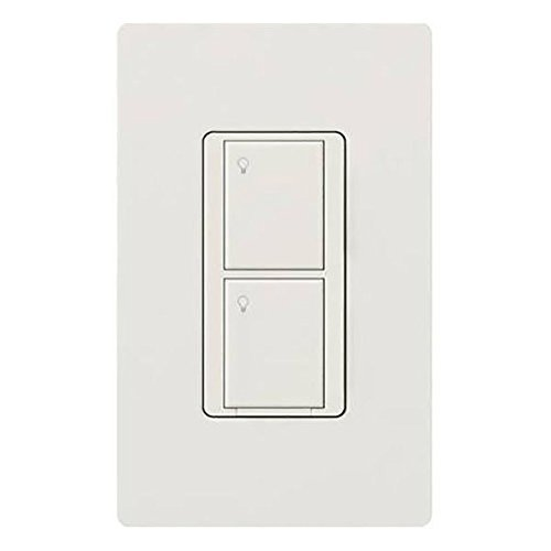 Lutron PD-5S-DV-WH Electrical Distribution Switcher, White