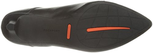 Total Motion Womens ROCKPORT Black T Total Leather Motion Kalila Strap Strap Kalila T UfZqYw