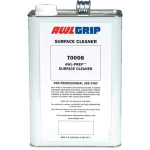 Awlgrip T0008g Awlprep® Wipe Down Solvent Awl-p by RED DOT CORP
