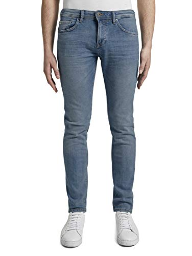 TOM TAILOR DENIM Herren Slim Piers Jeans