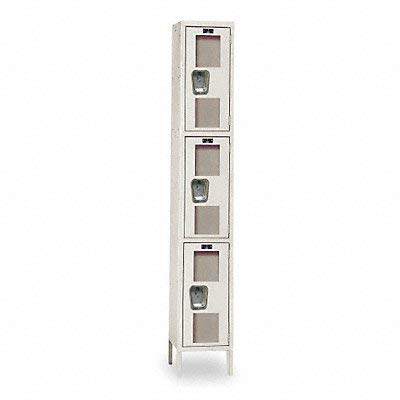 Hallowell USV1288-3A-PT Safety-View Locker, 12