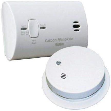 Kidde Carbon Monoxide Smoke Alarm