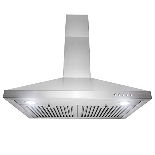 Golden Vantage Wall Mount Range Hood -30