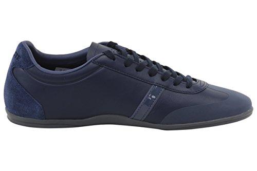 Lacoste Mens Mokara 116 1 Cam Fashion Sneaker Blu Scuro
