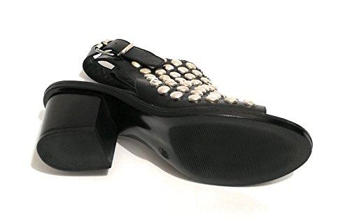Black Black Sandals PIXY Women's Fashion Iqw11Y