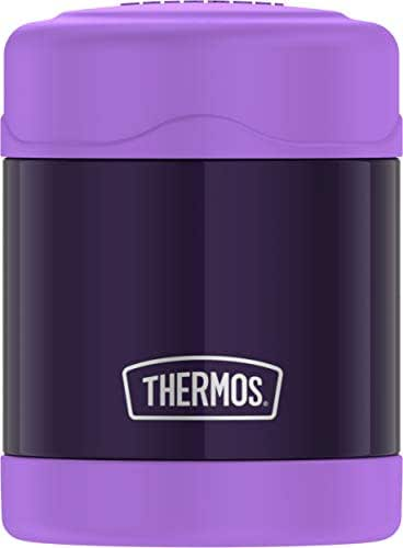 Thermos Funtainer 10 Ounce Food Jar, Purple