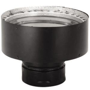 Duravent PelletVent 3PVL-X6 Stove Chimney Adapter, 6 Inch