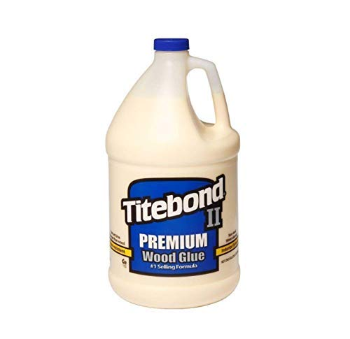 Titebond Franklin International 5005 II Pegamento para madera de primera calidad, 1 gal