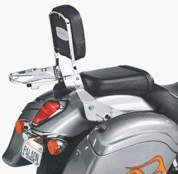 - National Cycle 07-19 Kawasaki VN900C Paladin Quickset Luggage Rack