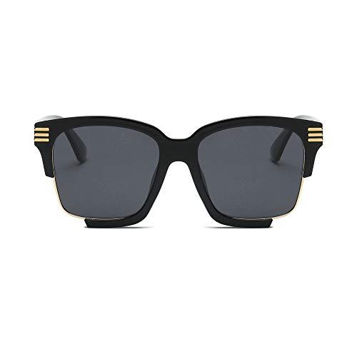 43dd81ba9b LUOMON Retro Square Sunglasse for men With 57mm Lens Fashion Glasses LM333