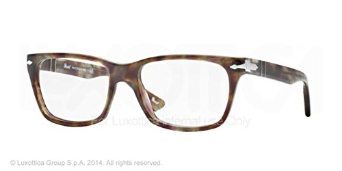 Persol Eyeglasses PO3078V 972 Havana Brown/Smoke 55 17 - Persol Buy Eyeglasses