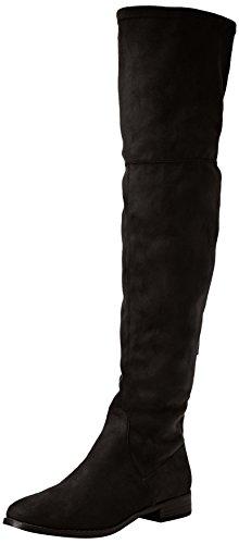 Odessa Boot Donna Steve Nero Stivali Black Madden Overknee Ow6qaq5t