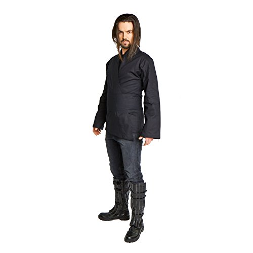 (Largemouth Men's Jedi Sith Tunic Costume (XX-Large,)