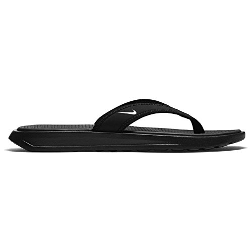 Nike Wmns Celso Thong Plus, Chanclas para Mujer Blanco (Black / White)