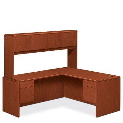 HON10784LJJ - HON 10700 Series Single Pedestal Desk
