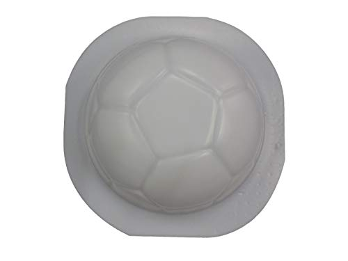 Soccer Ball Sports Concrete or Plaster Mold 7098